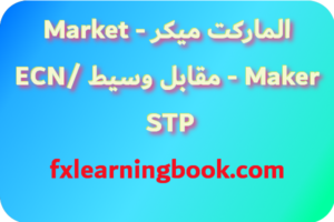الماركت ميكر Market Maker (Dealing Desk) مقابل وسيط ECN/STP (No Dealing Desk)